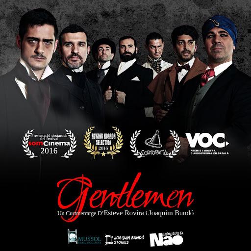 Cartell 'Gentlemen'
