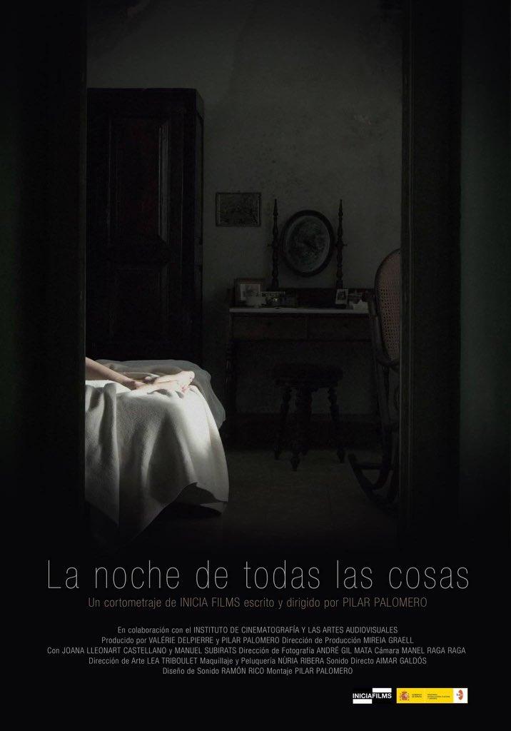 Cartell de 'La noche de todas las cosas'