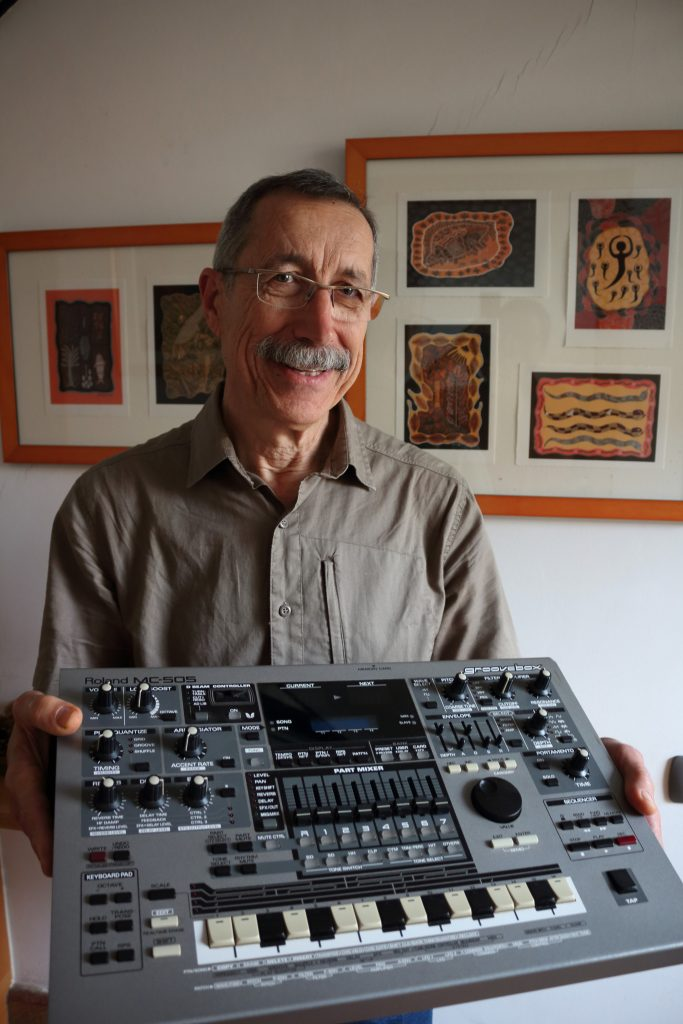 Francesc Blasco i Roland Mc-505